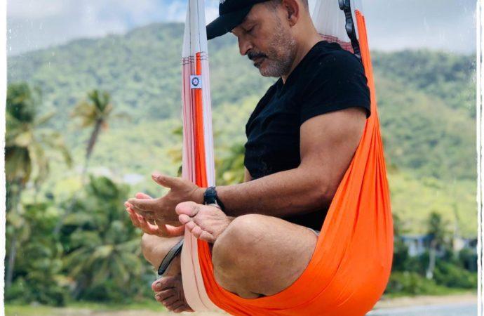 Formación Profesores Yoga Aéreo a Distancia o Presencial en Puerto Rico! con AeroYoga ® Institute