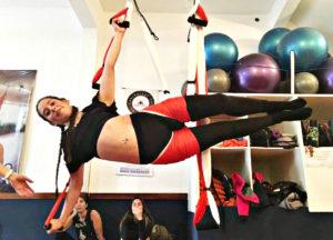 formación yoga aéreo chile