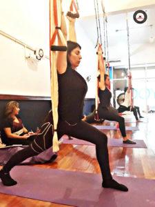 chile, formación aero yoga online