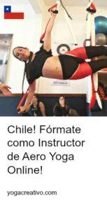 chile formacion aero yoga online