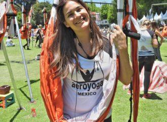 Mi Historia con AeroYoga: Charla en Directo Rafael Martínez con Nayeli Dainzu, Formadora Profesores México