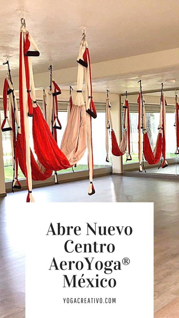 estudio aero yoga