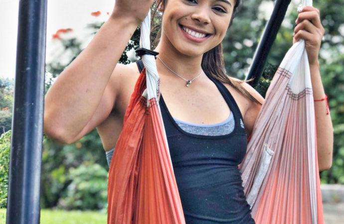 Certificación Profesores Yoga Aéreo Puerto Rico, con AeroYoga ® International, Diploma Acreditado Yoga Alliance.