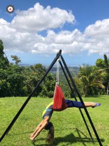 formación profesores yoga aérea