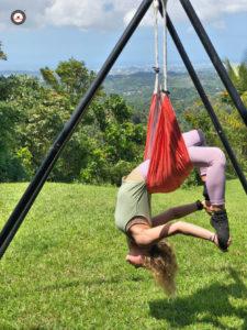 cursos aero yoga