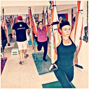 aerial yoga teacher training