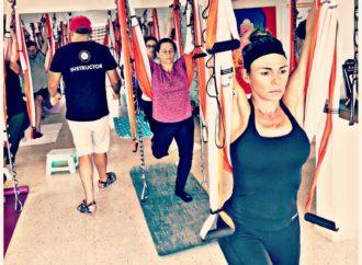 Formación Yoga Aérea en AeroYoga ® Institute Puerto Rico, Certifícate como Maestro en Septiembre!