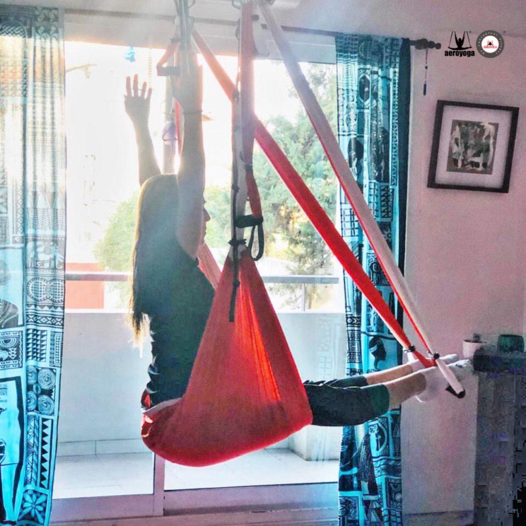 yoga aéreo argentina