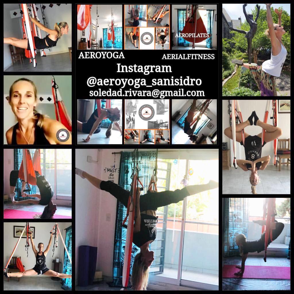 aero yoga san isidro