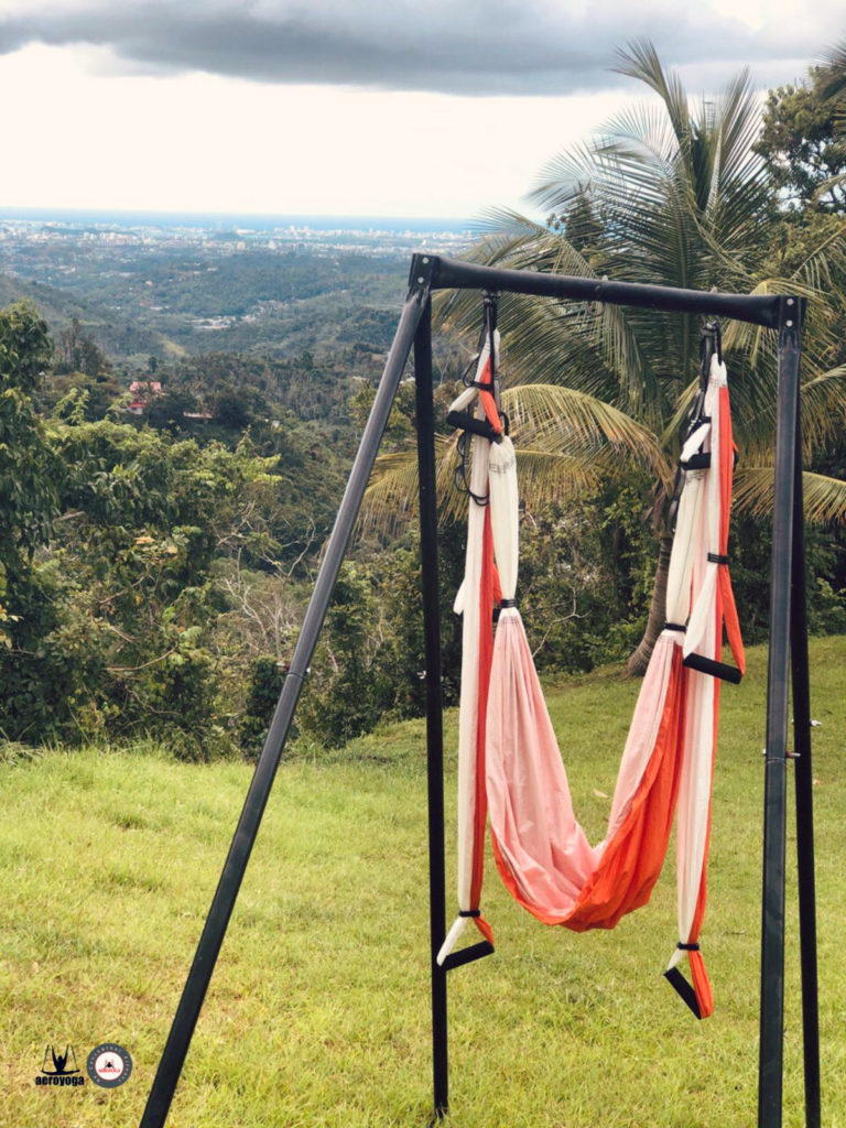 columpio aero yoga