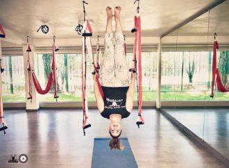 Inaugura Nuevo Centro AeroYoga® en México, Fly2Fit de Rosy Jiménez se Espaciliza en Yoga Aéreo Restaurativo