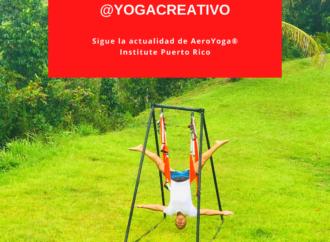 Yoga Aéreo: Descubre la Cuenta de @yogacreativo en Instagram con Todas las Novedades de AeroYoga ® Institute Puerto Rico