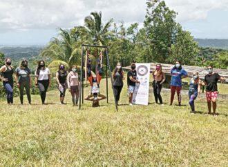 Yoga Puerto Rico: Clases de Yoga Aéreo los Domingos en AeroYoga ® Institute, Casa de la Ceiba