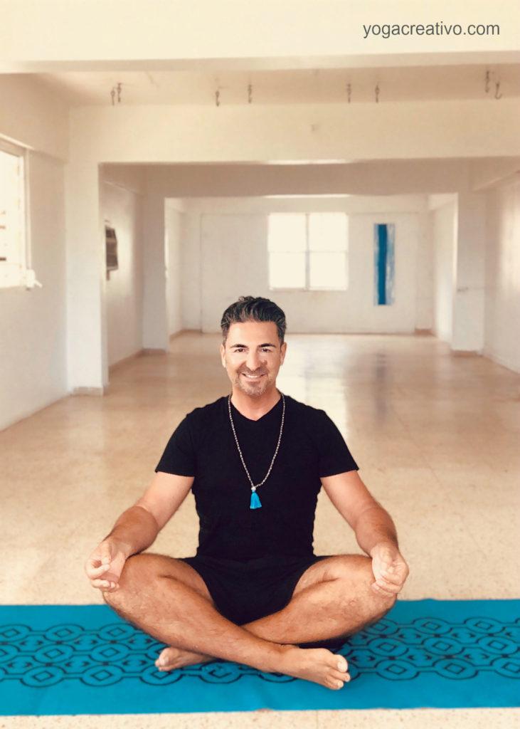 yoga creativo meditación