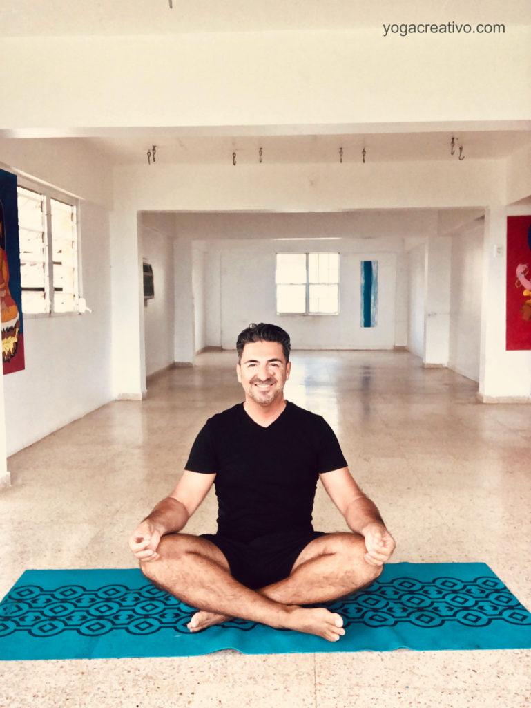 Yoga Creativo, meditación