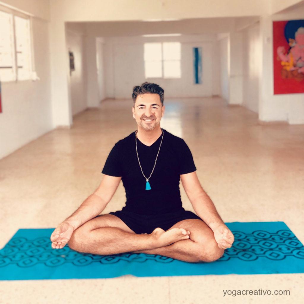 Yoga Creativo, Rafael Martínez