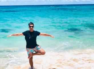 Yoga Creativo, Ejercicios en las Playas de Puerto Rico con Rafael Martínez, Ayurveda, Wellness y Bienestar