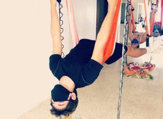 Formación Yoga Aéreo, Nueva Clase AeroYoga® en Puerto Rico