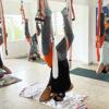 Clases de Yoga en Puerto Rico, AeroYoga ® Experience, Yoga en Trapeze en las Montañas de Caguas