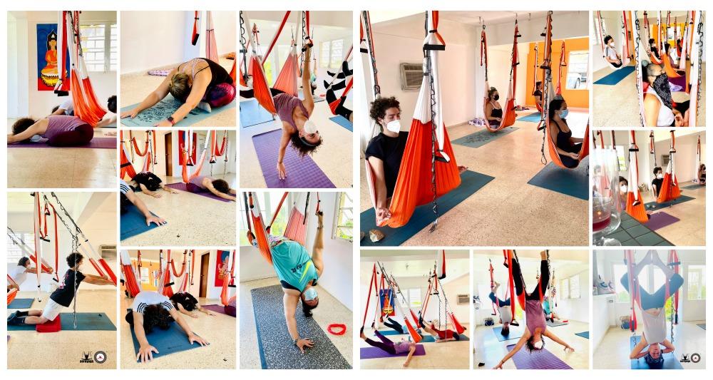 aerial yoga puerto rico