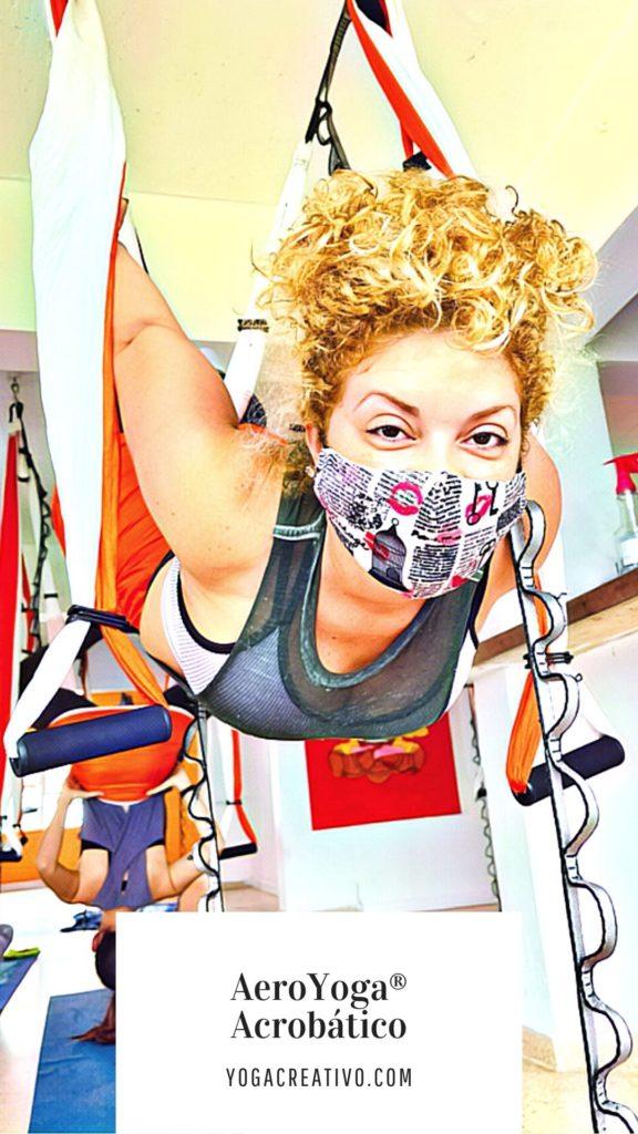 yoga  acrobático puerto rico