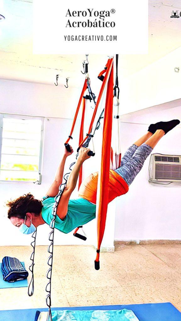 yoga aérea puerto rico