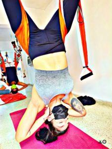 clases aero yoga