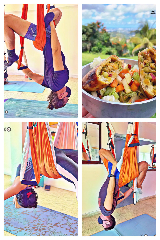 aero yoga retreat