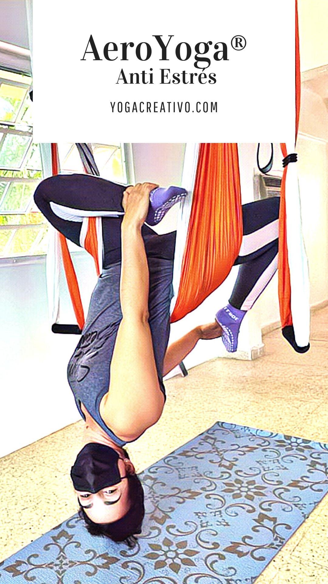 aero yoga anti estrés