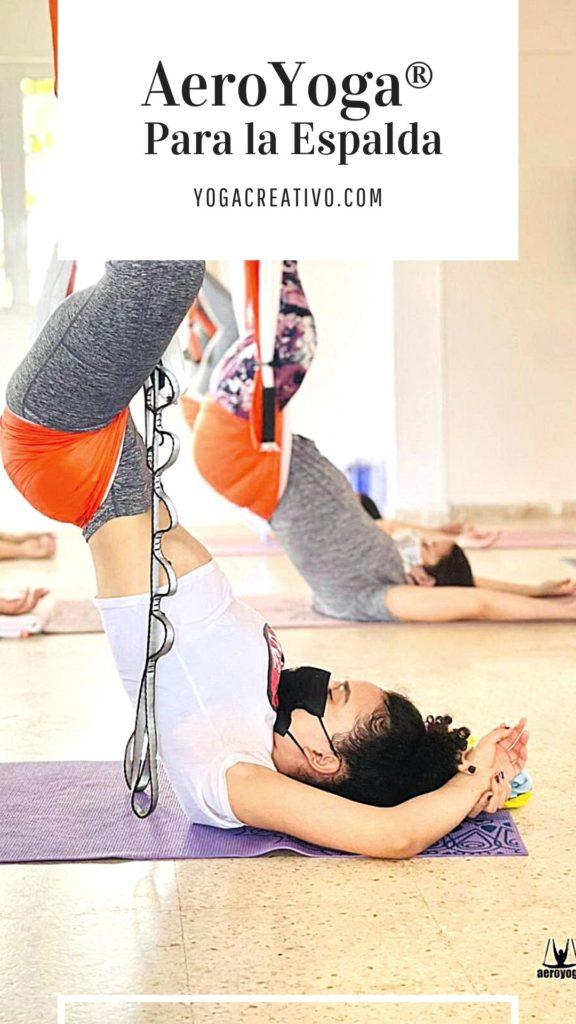 aero yoga terpéutico