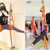 Clases Yoga Puerto Rico, Ven con Nosotros a las Nuevas Experiencias AeroYoga ® Aéreo en Columpio