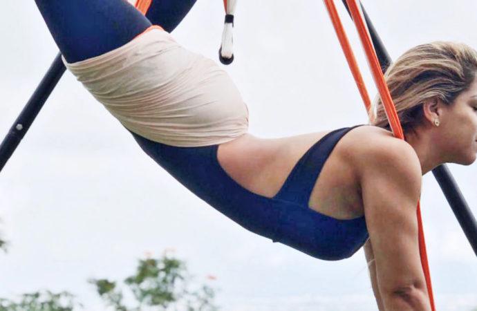 Clases de Yoga Aéreo para Todos con AeroYoga ®