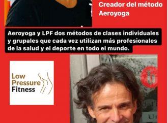 Yoga Puerto Rico, Entrevista Live con Rafael Martínez, Creador Método AeroYoga ® International