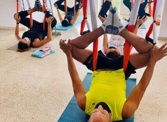 Yoga Puerto Rico, Encuentra tu Esencia con los Mini Retiros de AeroYoga ® Aéreo de Rafael Martínez en Aguas Buenas