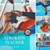 AeroKids®, el Método de Yoga Aéreo Para Niños, AeroYoga® Kids