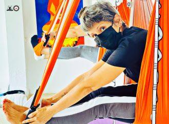 Ayurveda Puerto Rico, Yoga Aéreo y Ayurveda con AeroYoga ® Institute.