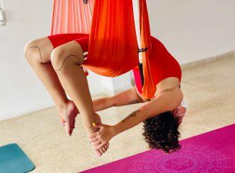 Yoga Puerto Rico, 10 Beneficios del Yoga Aéreo de Rafael Martínez